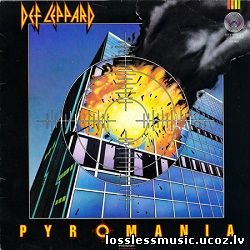 Def Leppard - Too Late For Love. WAV, 1983 - front