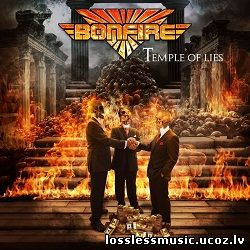Bonfire - Temple of Lies. FLAC, 2018 - folder