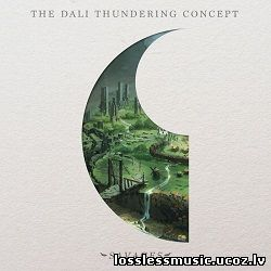 The Dali Thundering Concept - Blessed with Boredom. FLAC, 2018 - cover