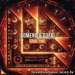 Domeno & D3FAI - Game Time (Extended Mix). WAV, 2019 - cover