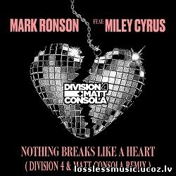 Mark Ronson ft Miley Cyrus - Nothing Breaks Like a Heart - folder