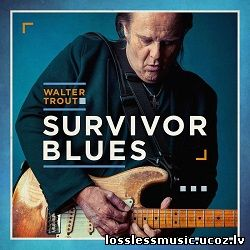 Walter Trout - Me My Guitar And The Blues. FLAC, 2019 - cover