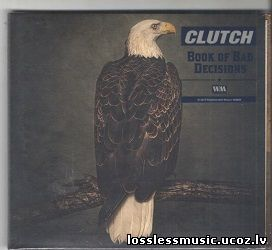 Clutch - Emily Dickinson. FLAC, 2018 - cover