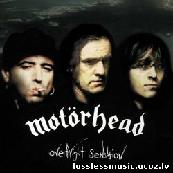 Motörhead - Crazy Like a Fox. FLAC, 2018
