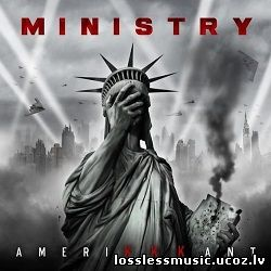 Ministry - Twilight Zone. FLAC, 2018 - cover