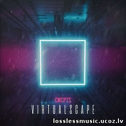Concepts - Virtualscape. FLAC, 2019 - cover