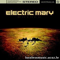 Electric Mary - Woman. FLAC, 2019 - cover