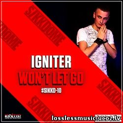 Igniter - Won't Let Go (Radio Edit). FLAC, 2019 - cover