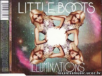 Little Boots - Love Kills. FLAC, 2009 - front
