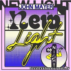 John Mayer - New Light. FLAC, 2018 - cover
