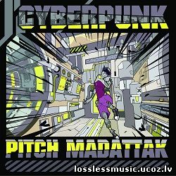 Pitch Madattak - Backflip. FLAC, 2019 - cover