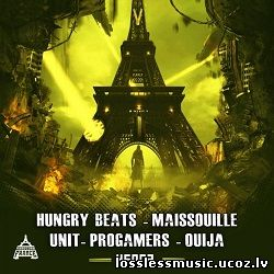 Hungry Beats - Immortal. FLAC, 2019 - cover