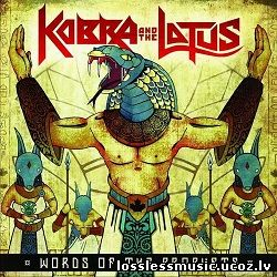 Kobra And The Lotus - Black Velvet. WAV, 2015 - cover