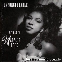 Natalie Cole - Unforgettable. FLAC, 1991 - cover