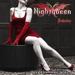 Nightqueen - In Flames. FLAC, 2019 - cover