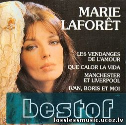 Marie Laforet - Manchester Et Liverpool. WAV, 1988 - cover