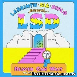 LSD - Heaven Can Wait (The Aston Shuffle Remix). WAV, 2019 - cover