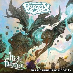 Gygax - Mirror Image. FLAC, 2019 - cover
