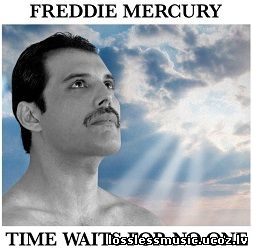 Freddie Mercury - Time Waits For No One. FLAC,2019 - cover