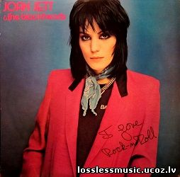 Joan Jett & The Blackhearts - I Love Rock 'N Roll. WAV, 1981 - cover