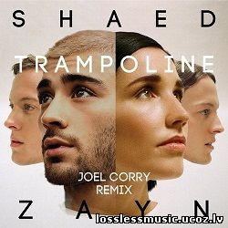 Shaed (and ZAYN) - Trampoline (Joel Corry Remix). WAV, 2019 - cover