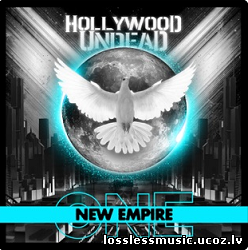 Hollywood Undead - Empire. FLAC, 2020 - cover