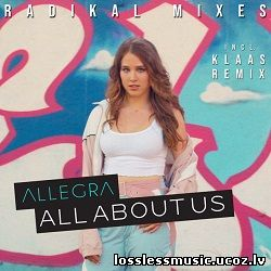 Allegra - All About Us (Klaas Extended Mix). WAV, 2019 - cover